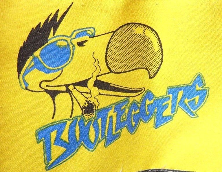 Bootleggers Powder Force Grenoble Logo | Silicone One