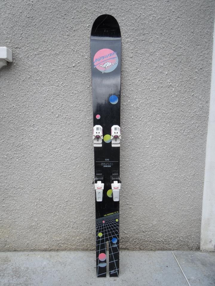 Monoski Nidecker The Monoski ST 20   Silicone One