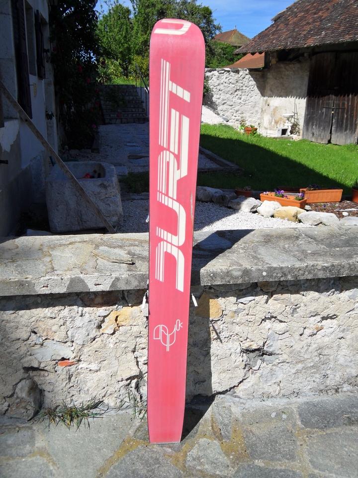 Monoski Duret Ecole de Ski Buissonière   Silicone One