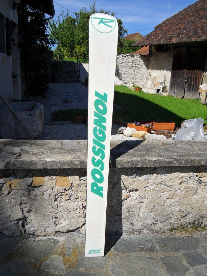 Monoski Rossignol Bonsaï | Silicone One